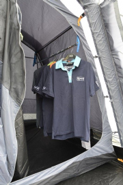 Kampa Tent Awning Pro Wardrobe Pole (Suitable for Croyde, Bergen, Studland)